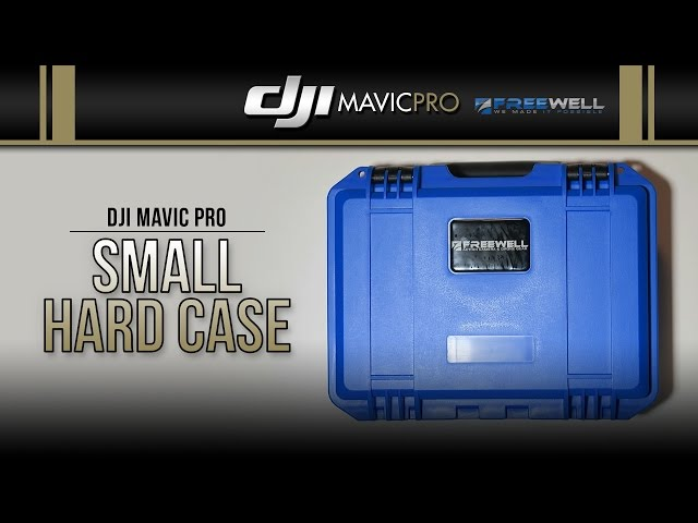 DJI Mavic Pro / Small Hard Case (Showcase)