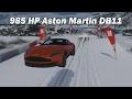 Blizzard Peak Hill Climb - 2017 Aston Martin DB11 (Forza Horizon 3)