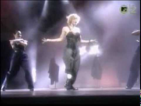 """Madonna """"Express Yourself"""" Live VMA '89 - YouTube"""