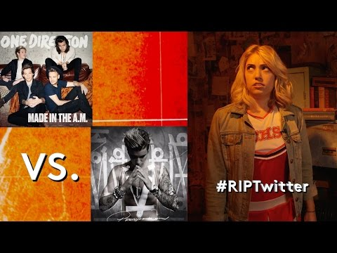 Taylor Swift, The Weeknd, One Direction Vs. Justin Bieber: Real-Time Twitter Rewind Ep. 73