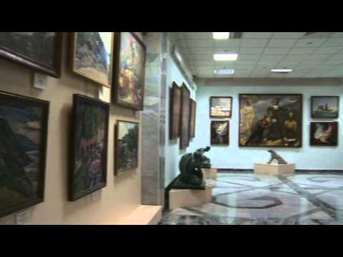 Journey of Discovery - Nukus Art Museum