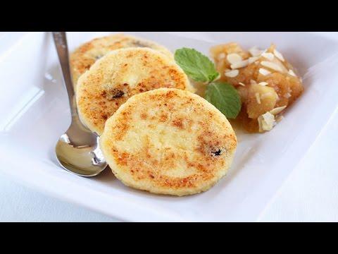 Сырники с Манкой.Быстро и Очень Вкусно!