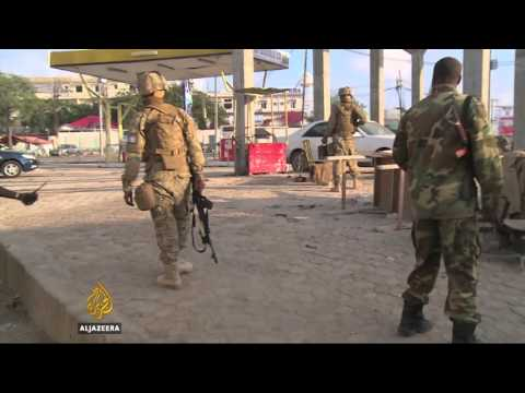 Al-Shabab assault targets senior Somali officials
