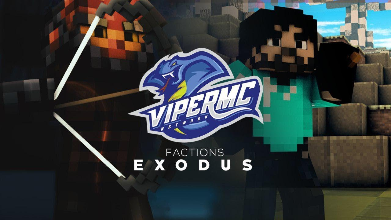 Read Me - Factions Exodus Map 1 ($2500 F-TOP PRIZE) | ViperMC