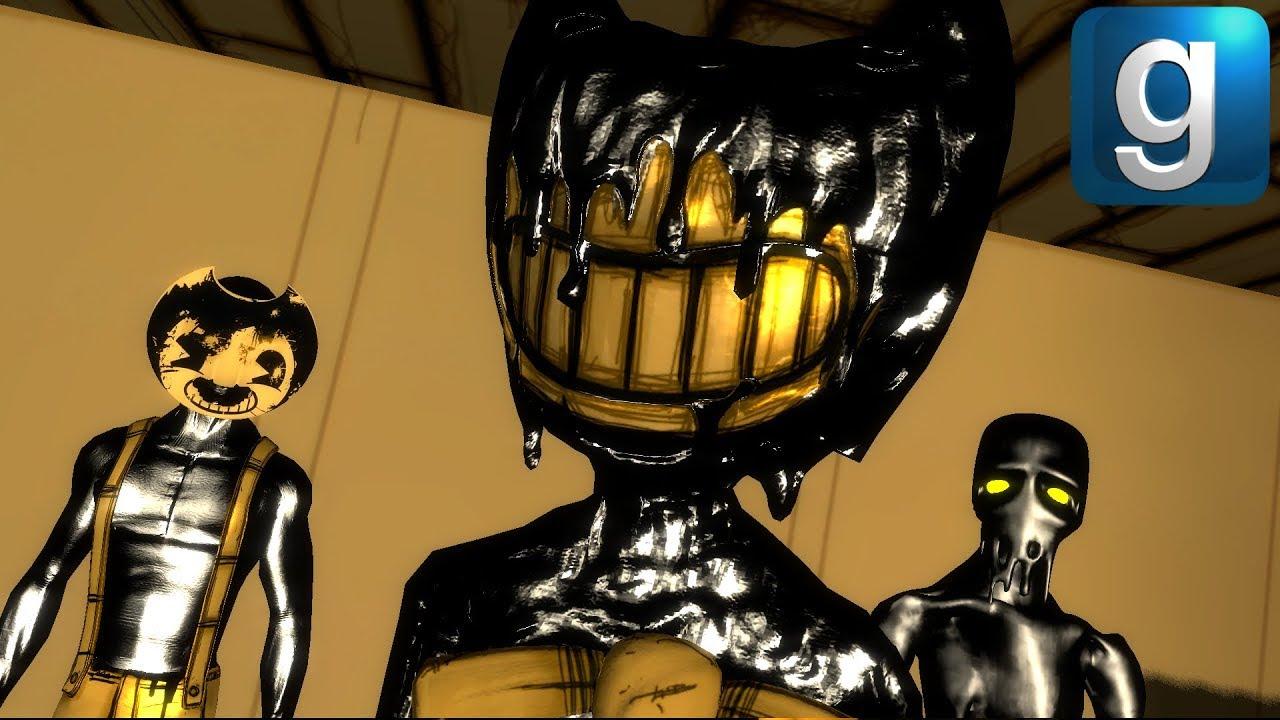 Gmod BATIM   NEW CHAPTER 4 NPCS/PLAYERMODELS!!! - YouTube