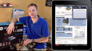 Setup a Wireless Mobile Printer for iPad or iPhone - Print Without Internet