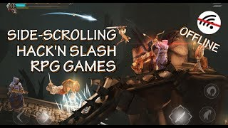 BEST 10 GAMES Side-Scrolling Hack'n Slash RPG Offline For Android