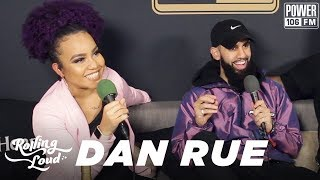Dan Rue Drops Everything to Visit Sick Fan & Says He Was Homeless Just 4 Years Ago