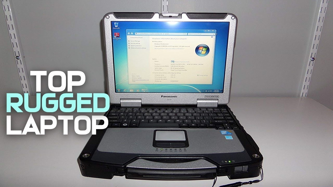 10 Best Rugged Laptops 2019 You