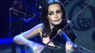 The Corrs - Royal Albert Hall - SHARON INTRO to Haste to the Wedding