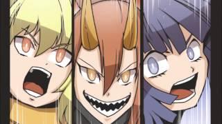 comico 大体15秒ぐらいギガンティックガールCM動画