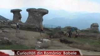 Curiozitati din Romania Babele