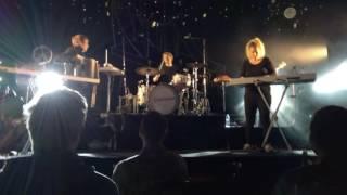 Wintergatan  - Sommarfågel - Live at Viktoria Teatern Malmö 2016-11-10