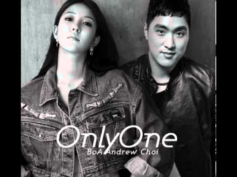 Only One(Andrew Choi+BoA) Duet version