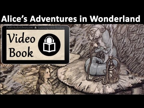 Alice's Adventures in Wonderland Audiobook by Lewis Caroll, Complete, Full cast & Unabridged