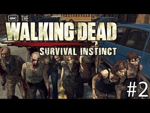 ★ The Walking Dead Survival Instinct Let's Play #2 [VOSTFR] ★