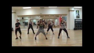 DJ Baddmixx - Kristin Is Original Zumba Fitness Warm Up