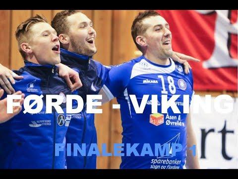 (H) Førde - Viking | Sluttspelfinale!