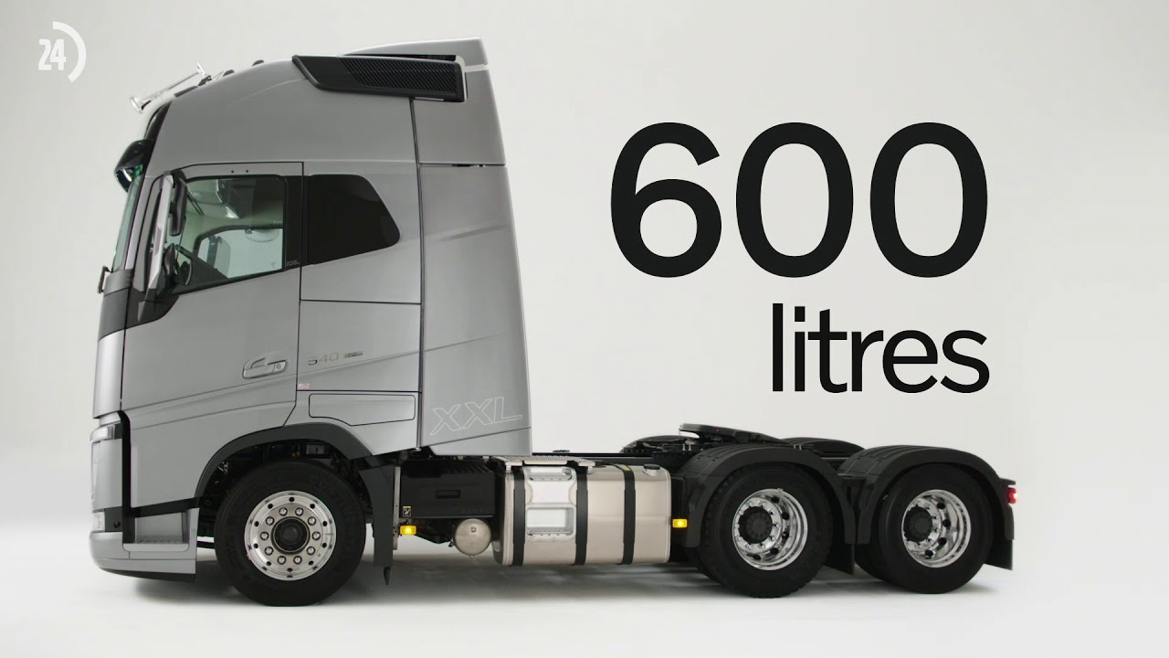Volvo Trucks Australia – One minute about the XXL long haul cab - YouTube