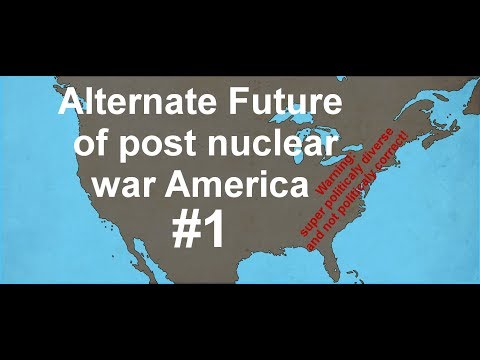 "Alternate Future of Post Nuclear War America #1 ""New End, Old Beginning"""