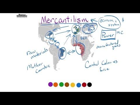 Mercantilism Definition for Kids