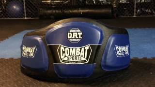 Combat Sports International belly pad - gear review