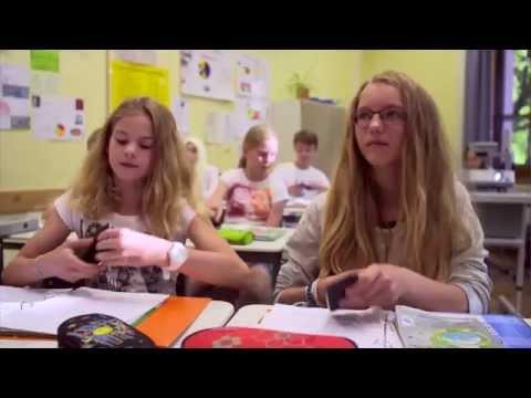 Lehrerpreis 2016: 1. Preis für Projekt Smartphones und Tablets im Unterricht Vorstellungsfilm