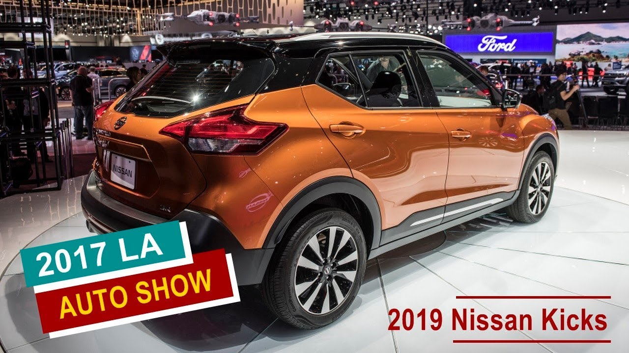 2019 Nissan Kicks Review Video 123 Youtube