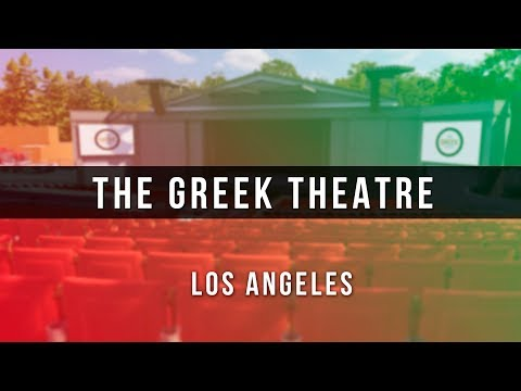 3D Digital Venue -  The Greek Theatre