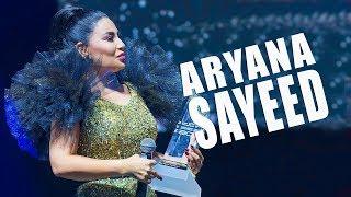 Aryana Sayeed - daf BAMA MUSIC AWARDS 2017