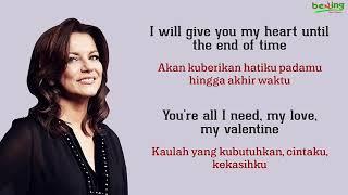 Download Martina Mcbride - My Valentine - Lirik dan Terjemahan
