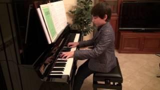 Scaccianoce Carmelo - F. Chopin - Valzer Op. 69 n.1 (Valzer dell