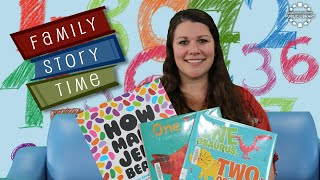 video thumbnail: Family Story Time - Counting!