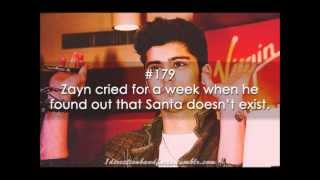 One Direction - Zayn Facts