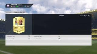 Fut draw Fifa- 17 huseyin Kullanıcısının Canli yayin 1