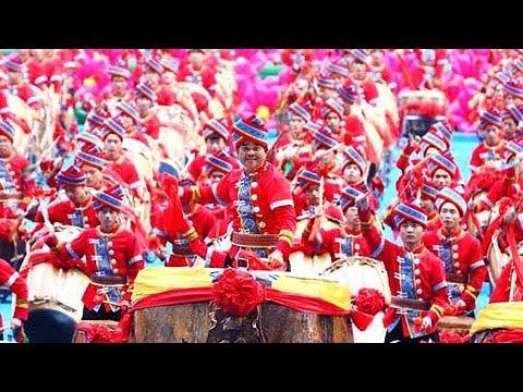 《广西壮族自治区成立60周年庆祝大会文艺汇演》 20181210 | CCTV中文国际