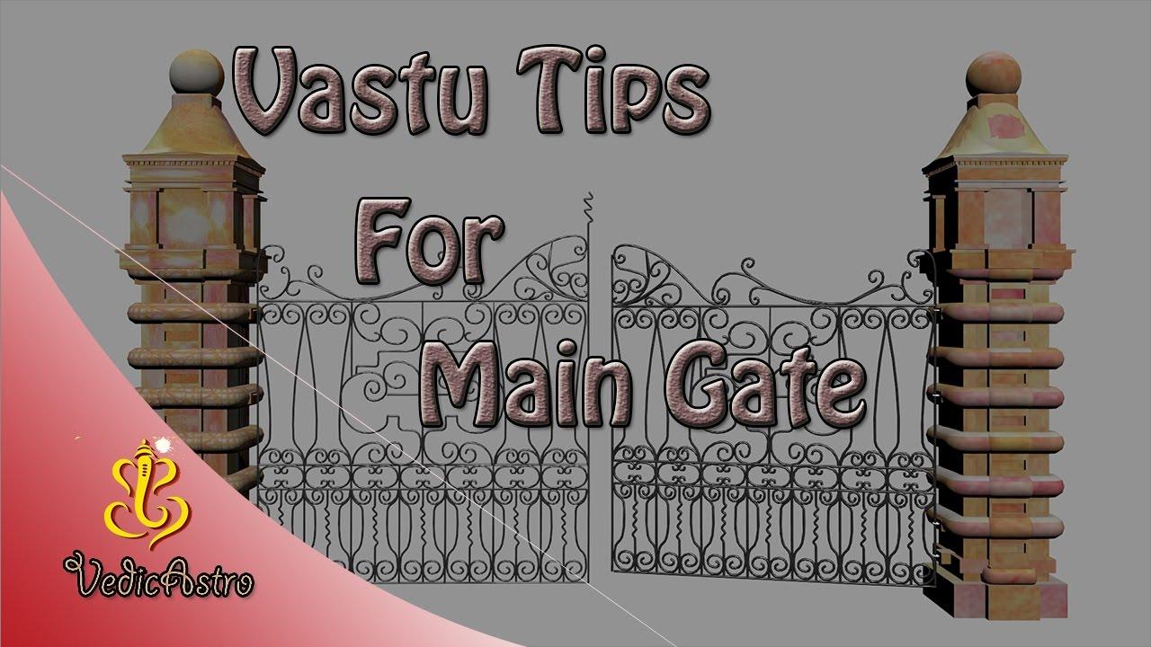 Vastu Tips : Main Gate | मुख्य द्वार के लिए ...