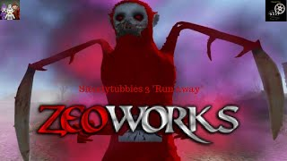 "Slendytubbies 3 Soundtrack: ""Run Away"" - 1 hour"