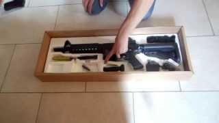 Colt M4A1 CQBR review