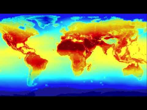 Климат. Рассказывает математик-климатолог