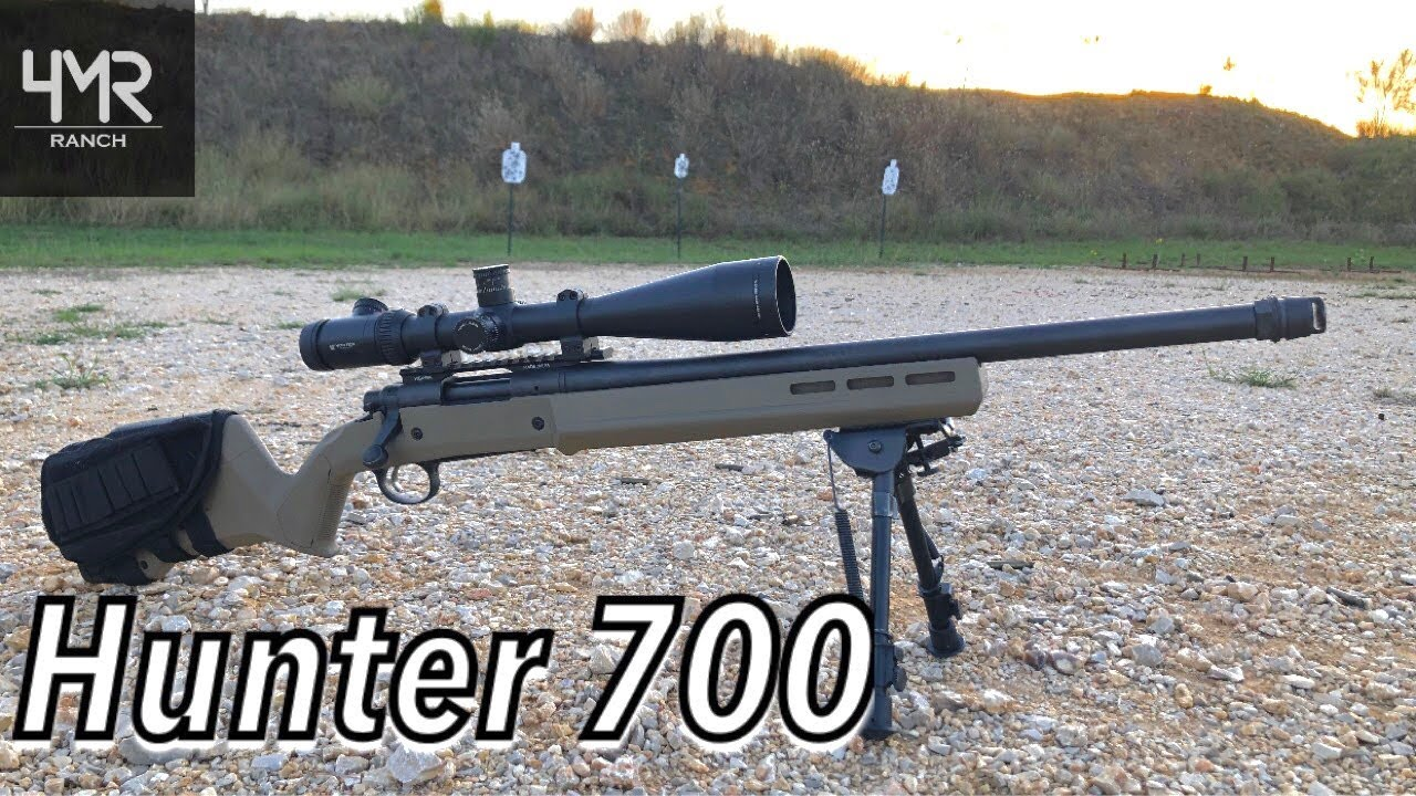 Magpul Hunter 700 Stock Overview and Install