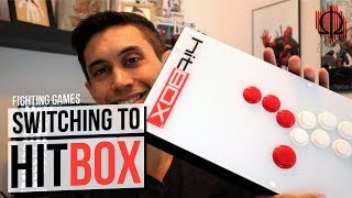 Switching to HITBOX? LIFE CHANGING for Fighting Games! (Street Fighter V)