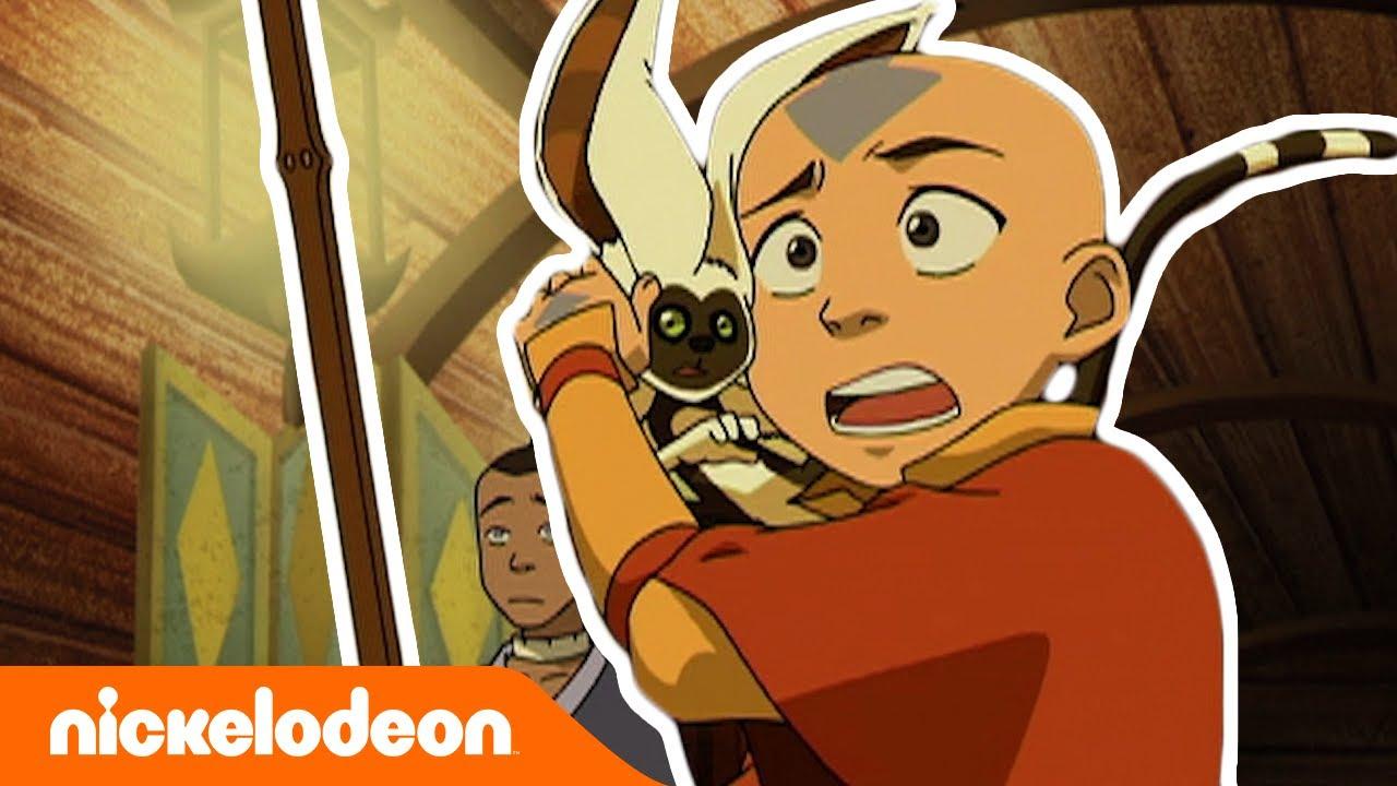 Avatar: la Leyenda de Aang | Los Comerciantes de Alto-Riesgo | Nickelodeon en Español