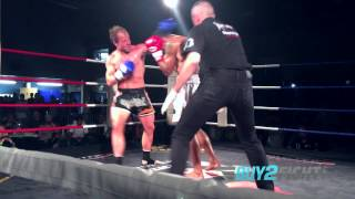 Buy2fight: Yanick Chergui VS Olivier de Feyter