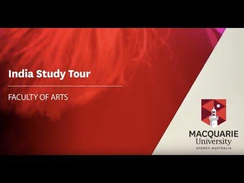 India Study Tour | New Colombo Plan