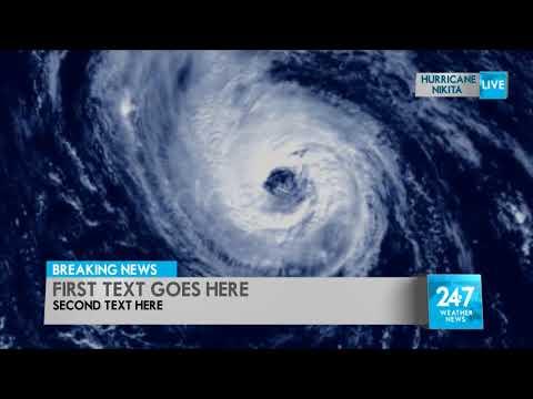 24 7 WORLD NEWS - After Effects Template