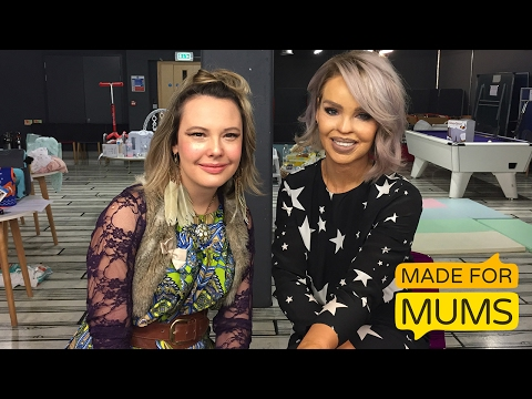 Katie Piper Interview | MadeForMums Live