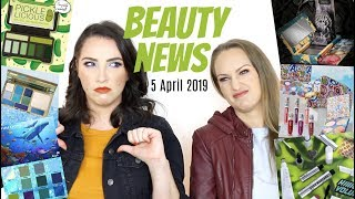 BEAUTY NEWS - 5 April 2019 | UD x Game of Moans & April Fools