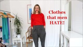 Clothes that men HATE! (on women)   Odglavedopet