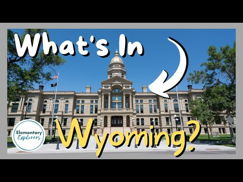 Scavenger Hunt Fun at Wyoming State Museum